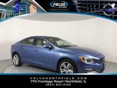 Pre-Owned 2014 Volvo S60 T5 Sedan YV1612FS2E2283454 for Sale in Northfield