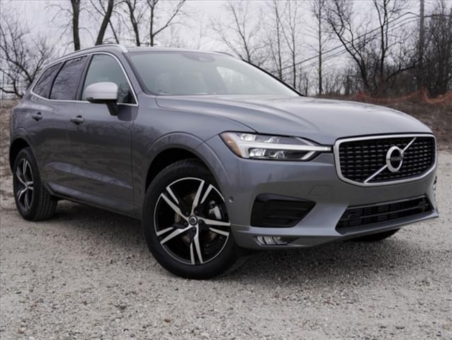 New 2019 Volvo XC60 T5 R-Design SUV For Sale in Waukesha, WI
