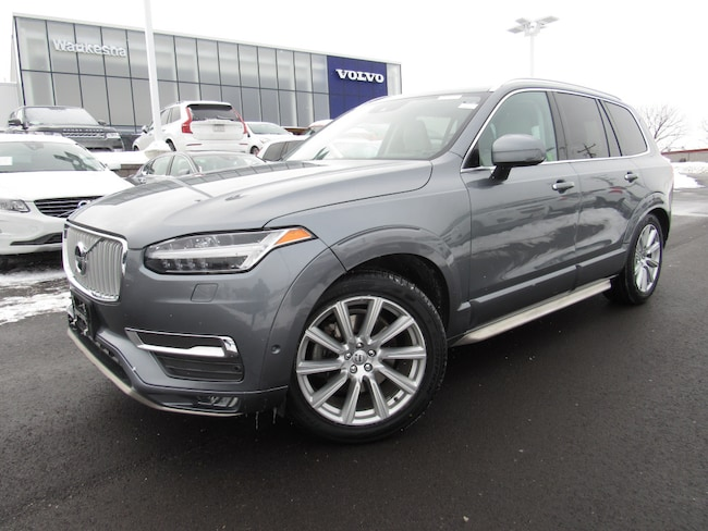 used 2016 Volvo XC90 T6 Inscription AWD SUV in waukesha wi