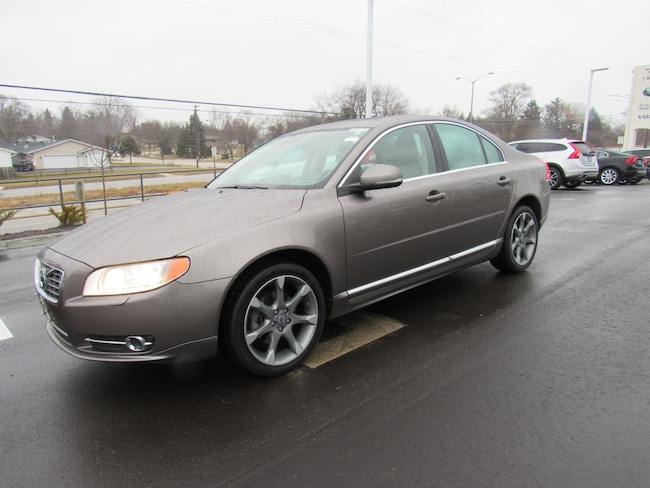used 2012 Volvo S80 3.2 w/Climate Package, Technology Package Sedan in madison wi