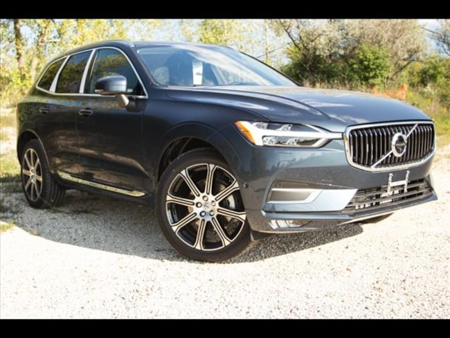New 2019 Volvo XC60 T5 Inscription SUV For Sale in Waukesha, WI