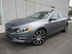 Certified Pre-Owned 2018 Volvo S60 T5 Inscription AWD Platinum Sedan P11246 in Waukesha, WI