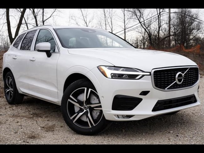 New 2019 Volvo XC60 T6 R-Design SUV For Sale in Waukesha, WI