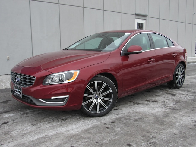 used 2016 Volvo S60 Inscription T5 Platinum Inscription Sedan in waukesha wi