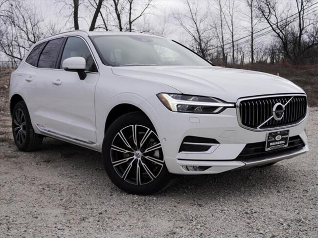 New 2019 Volvo XC60 T6 Inscription SUV For Sale in Waukesha, WI