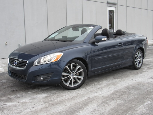 Pre-Owned 2012 Volvo C70 T5 Convertible For Sale in Waukesha, WI