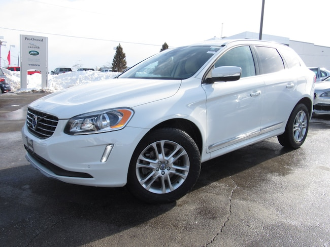 certified pre owned 2016 Volvo XC60 T5 Premier SUV in Madiscon WI