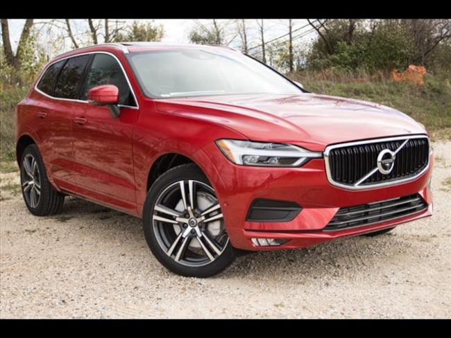 New 2019 Volvo XC60 T5 Momentum SUV For Sale in Waukesha, WI