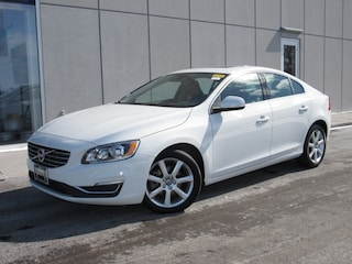 Certified Pre-Owned 2016 Volvo S60 T5 Drive-E Premier Sedan P11185 in Waukesha, WI