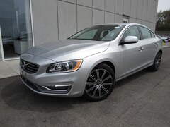 Certified Pre-Owned 2018 Volvo S60 T5 Inscription AWD Platinum Sedan P11245 in Waukesha, WI