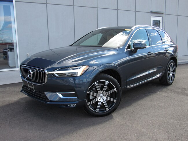 Pre-Owned 2018 Volvo XC60 T6 AWD Inscription SUV For Sale in Waukesha, WI
