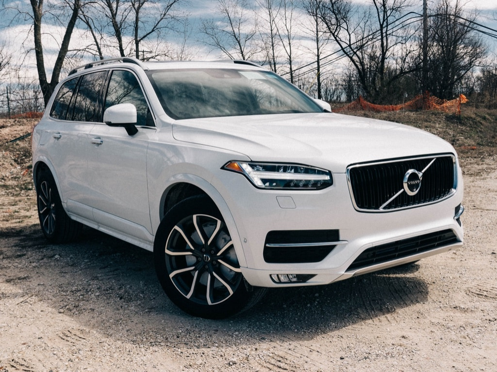Featured used 2019 Volvo XC90 T5 Momentum SUV for sale in Waukesha, WI