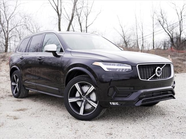 New 2019 Volvo XC90 T6 R-Design SUV For Sale in Waukesha, WI