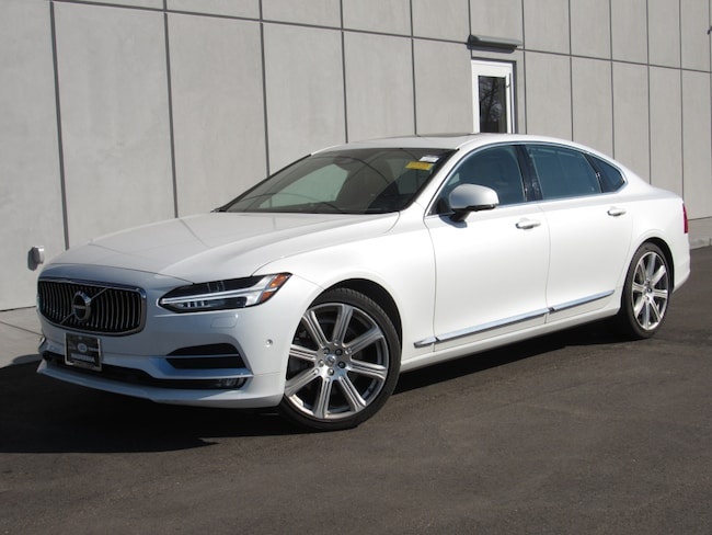 Pre-Owned 2018 Volvo S90 T6 AWD Inscription Sedan For Sale in Waukesha, WI