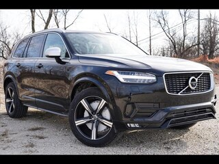 New 2019 Volvo XC90 T6 R-Design SUV YV4A22PM2K1449550 in Waukesha, WI