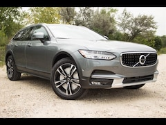 New 2018 Volvo V90 Cross Country T5 AWD Wagon YV4102NK8J1034769 in Waukesha, WI