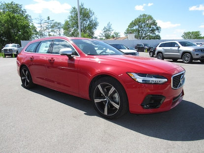 New 2019 Volvo V90 T6 R-Design For Sale in Waukesha WI | Serving Wauwatosa  & Racine, WI | V19204