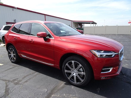 Featured new 2019 Volvo XC60 T6 Inscription SUV for sale in Waukesha, WI