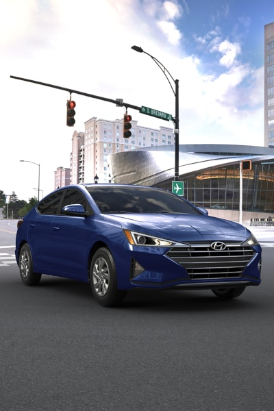 New Hyundai Elantra in Santa Fe