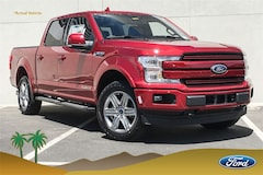 New 2018 Ford F-150 Lariat Truck 1FTFW1E13JFD86718 for sale in Indio, CA