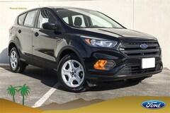 New 2019 Ford Escape S SUV 1FMCU0F79KUA63921 for sale in Indio, CA