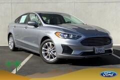 New 2020 Ford Fusion Hybrid SE Sedan 3FA6P0LU3LR113925 for sale in Indio, CA