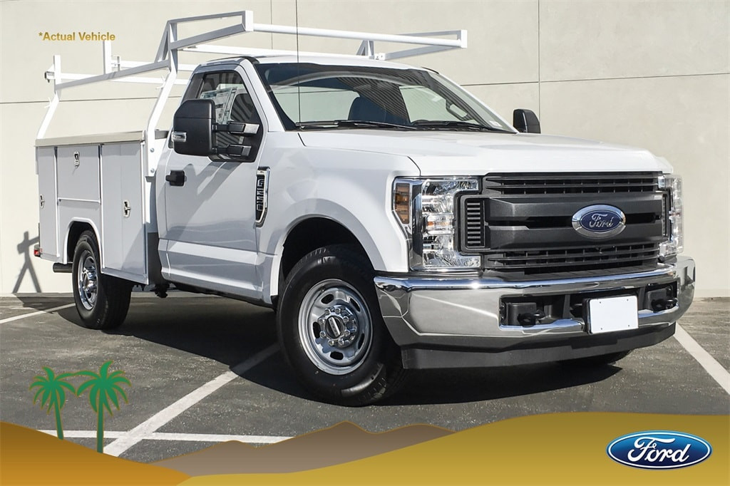 Featured New 2019 Ford F-250SD XL Truck for Sale in Cathedral City, CA