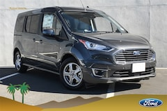 New 2019 Ford Transit Connect Titanium Wagon NM0GE9G27K1425110 for sale in Indio, CA