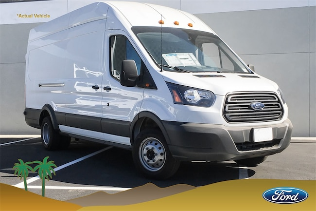 New 2018 Ford Transit-350 Base Cargo Van for sale in Indio, CA