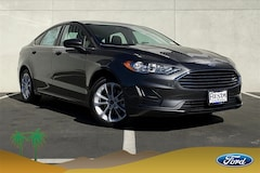 New 2020 Ford Fusion Hybrid SE Sedan F20FNH9 Palm Springs