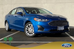 New 2020 Ford Fusion Hybrid SE Sedan F20FNH18 Palm Springs