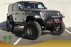 Used 2018 Jeep Wrangler Unlimited Sport SUV 1C4HJXDG7JW213980 for sale in Indio, CA