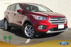 New 2019 Ford Escape SE SUV 1FMCU0GD6KUA36082 for sale in Indio, CA