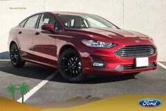 New 2019 Ford Fusion SE Sedan Palm Springs