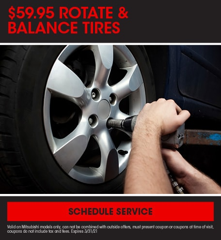 Rotate and Balance Tires