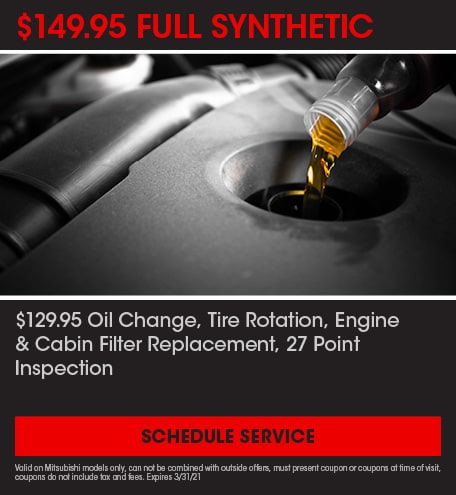 Full Synthetic Service - 2
