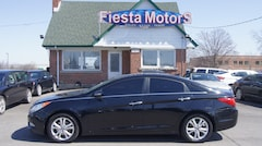 2011 Hyundai Sonata Limited Navigation Leather Sunroof Sedan