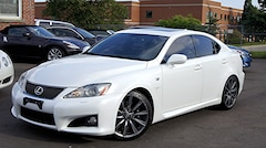 2009 LEXUS IS-F 5 LITRE * NAVIGATION * 417 HP * Sedan