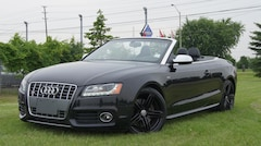 2011 Audi S5 Covertible Automatic Convertible