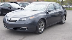 2012 Acura TL Manual 6 speed Nav AWD Sedan