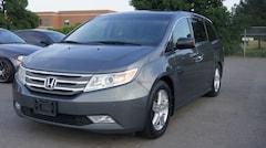 2012 Honda Odyssey TOURING * NAVI * DVD * LEATHER * PWR SLIDING DOORS Minivan