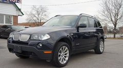 2009 BMW X3 XDRIVE 30i * AWD * PANORAMIC ROOF * HEATED SEATS SUV