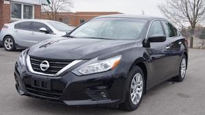 2017 Nissan Altima $0 Down $125/Bi-weekly!! OAC * Bluetooth