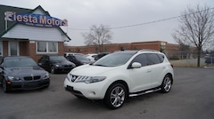 2010 Nissan Murano LE Nav Leather Double Roof navigation Bk Up camera SUV