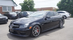 2015 Mercedes-Benz C-Class C63 AMG Edition 507 Coupe