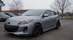 2012 Mazda Mazda3 GT, 6 SPEED MANUAL * LEATHER * SUNROOF Hatchback