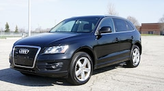 2011 Audi Q5 3.2 * NAVI * PANO ROOF * BLIND SPOT * PUSH START SUV