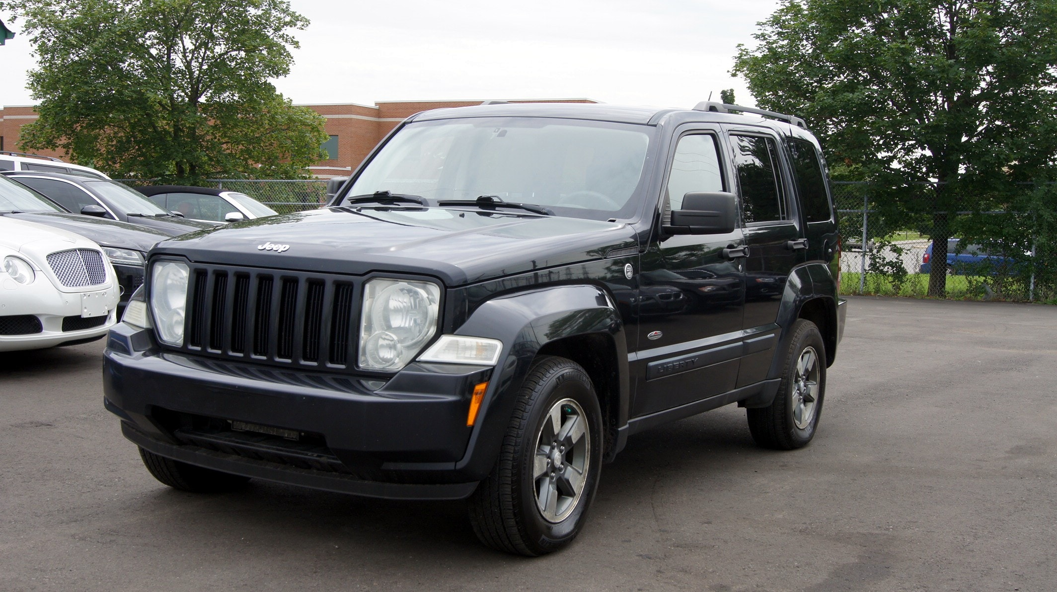 used 2008 jeep liberty for sale woodbridge on rh fiestamotors ca owners manual for 2008 jeep liberty manual for 2006 jeep liberty limited