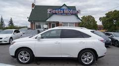 2012 LEXUS RX 450h Touring Navigation Hybrid SUV