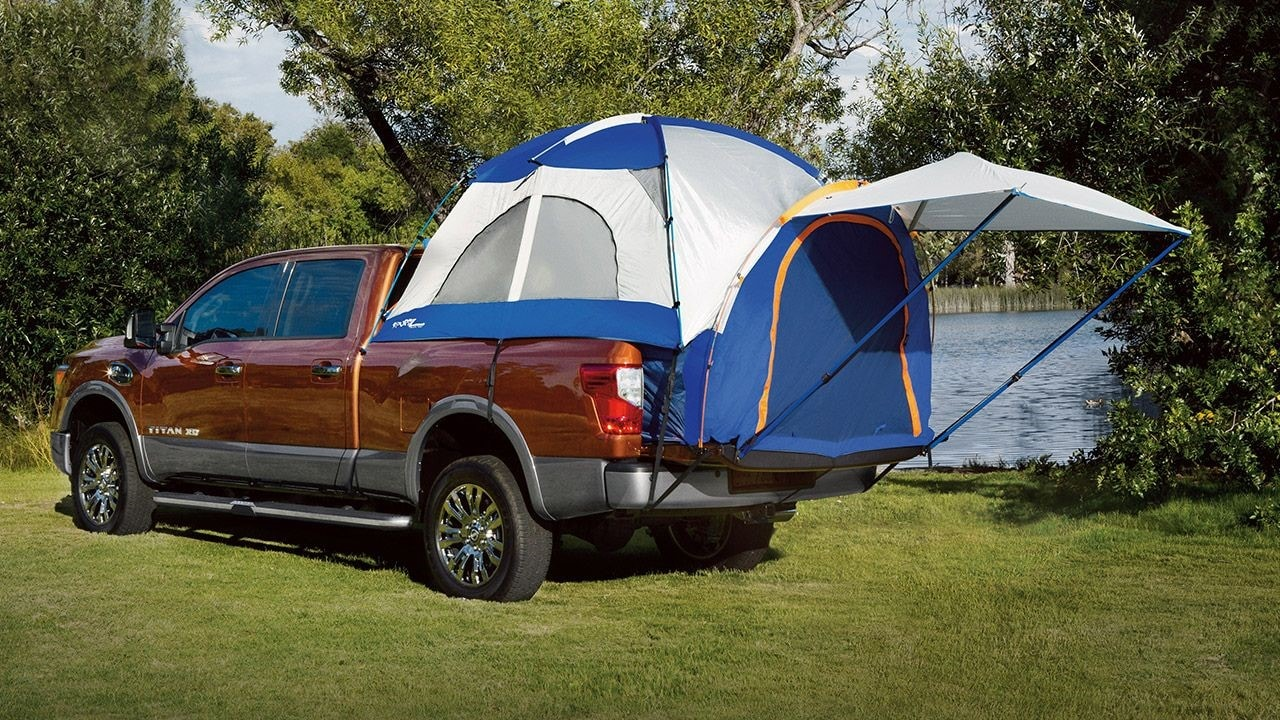 The 2017 Nissan Titan from Nissan Dealerships around Rio Rancho, NM